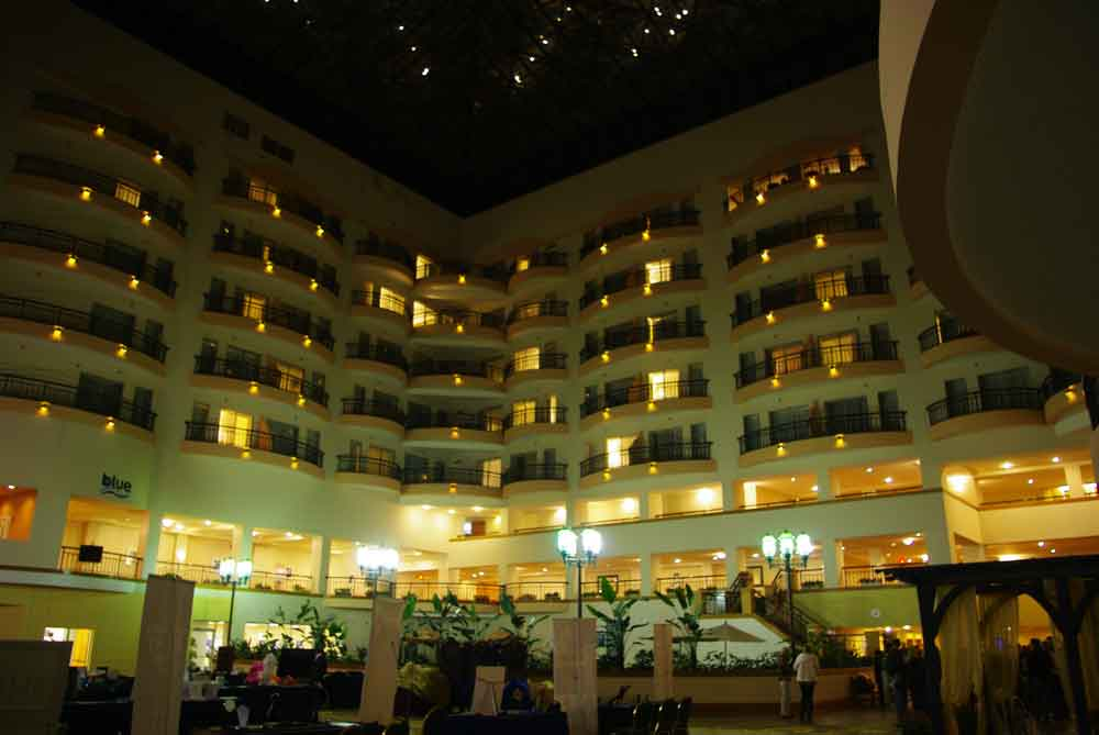 The convention was held at the Savannah Marriott Riverfront Hotel.