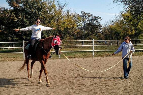 Reasons for Riding and Teaching on the Longe